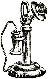 Telephone clipart old fashion. Image result for drawing