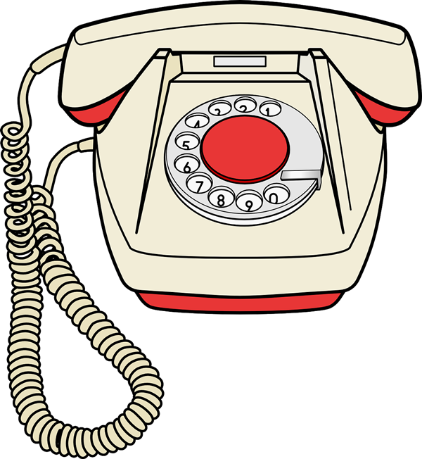 Phone clipart old fashioned phone. Telephone free download best