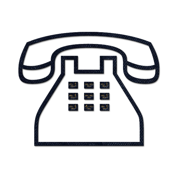 Clipart telephone phon. Set clipground traditional clear