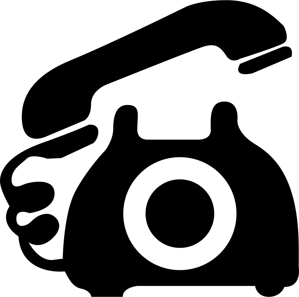 Telephone Svg Png Icon Free Download