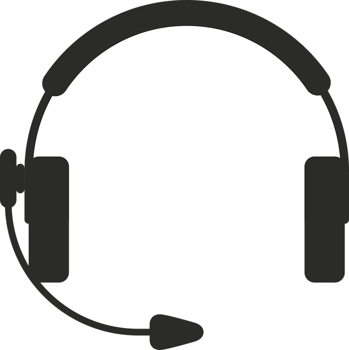 Headphones clipart dispatcher.  collection of call