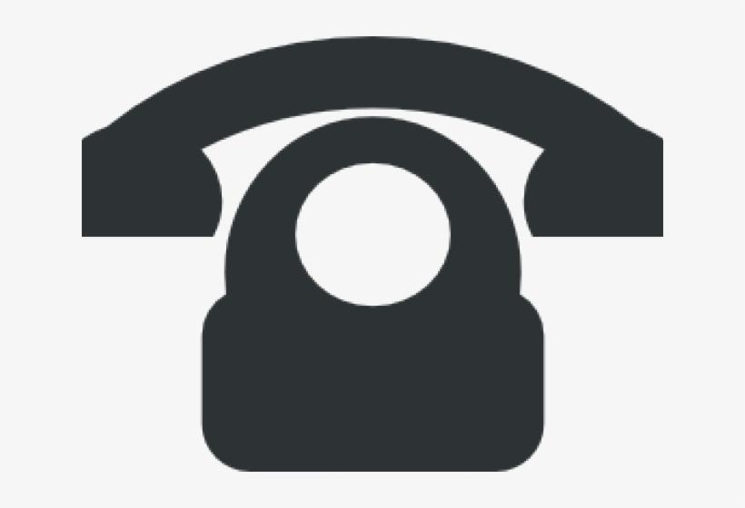 Receiver icon phone free. Clipart telephone telephone symbol