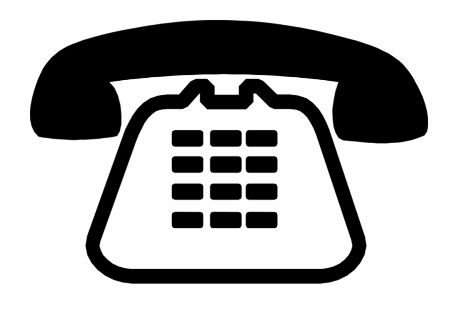 Telephone clipart telephony. Clip art library transparent