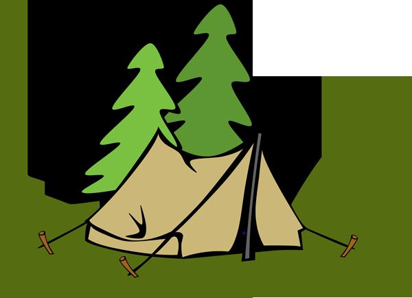 Clip art logo pinterest. Tent clipart