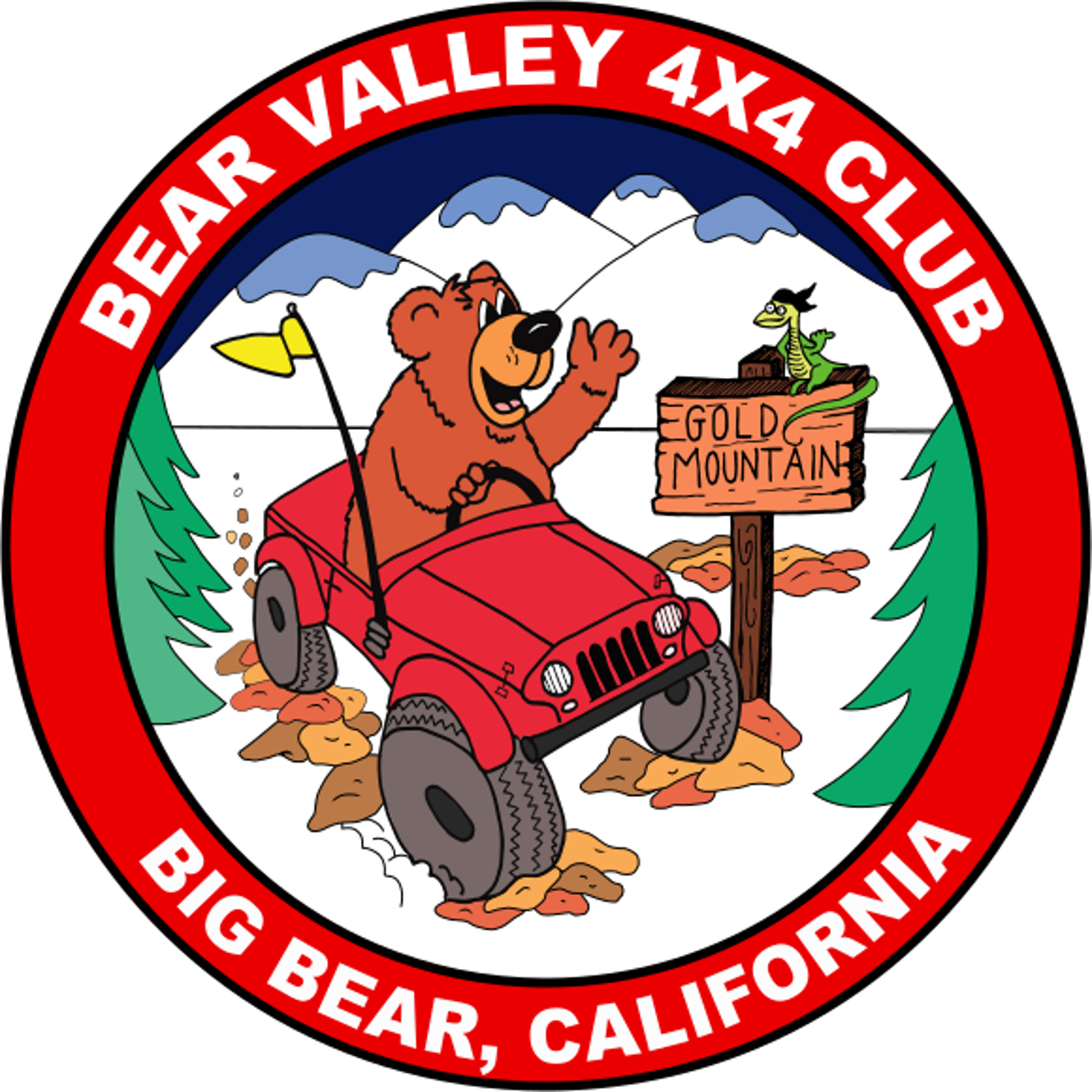 Bear valley a family. Organization clipart club organization
