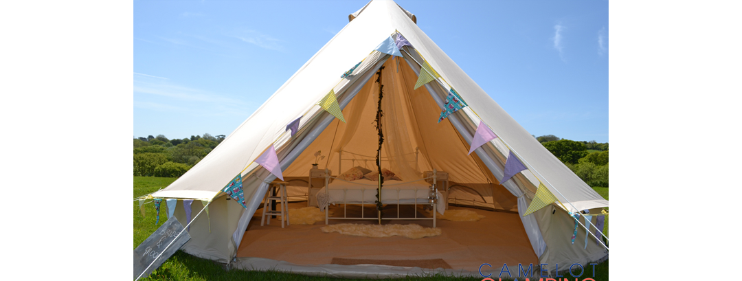 Hire dorset camelot glamping. Clipart tent bell tent