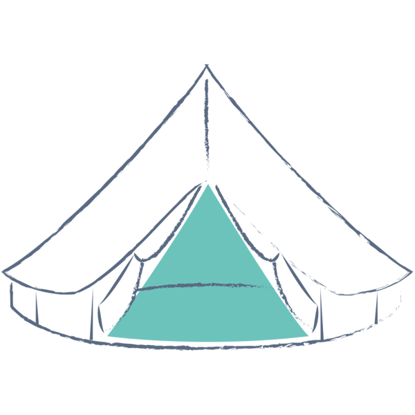 Boutique inner rooms. Clipart tent bell tent