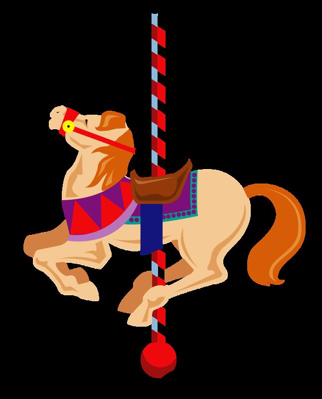 png pinterest clip. Fair clipart carrousel