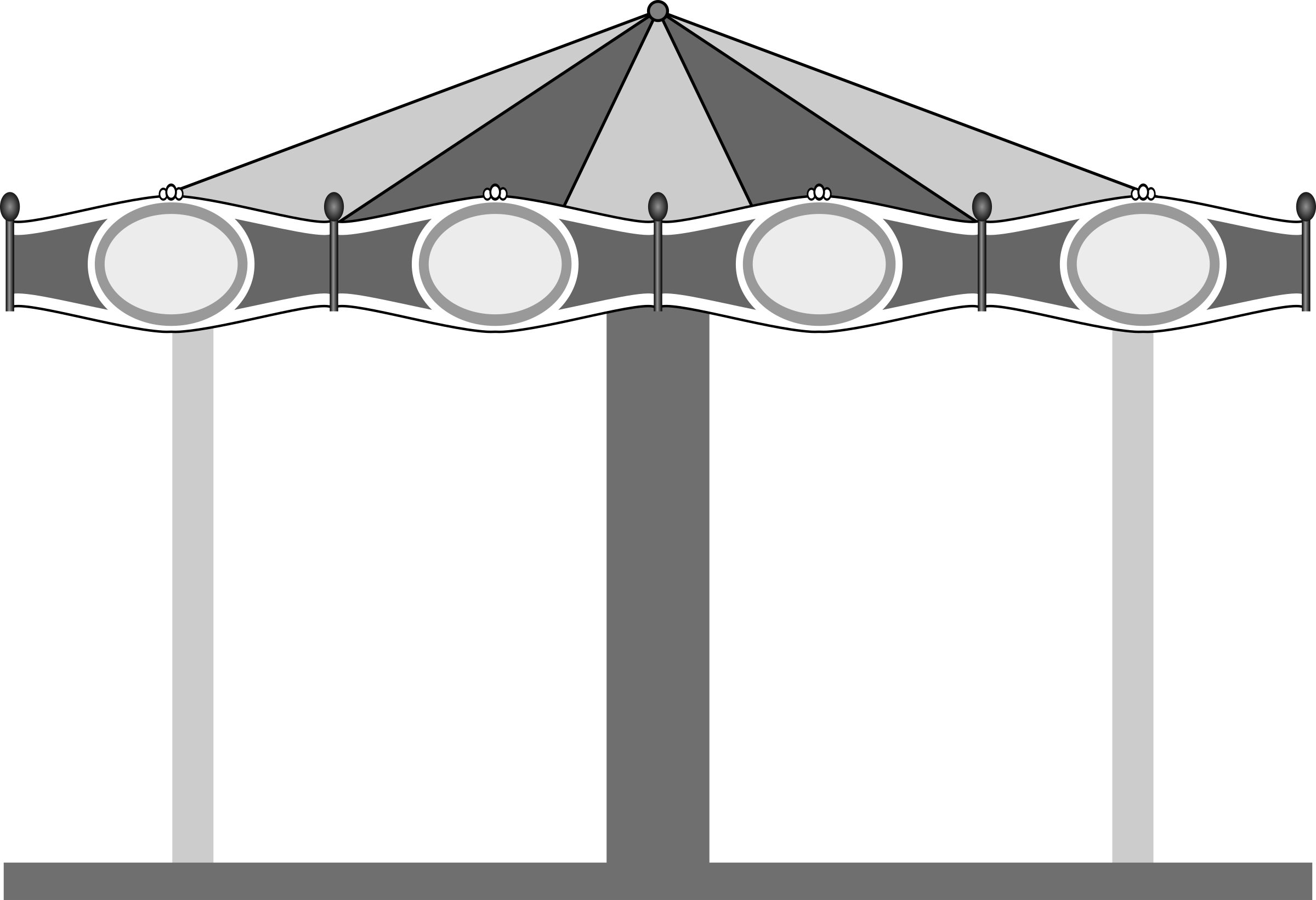 Clipart tent canopy. Carrousel big image png