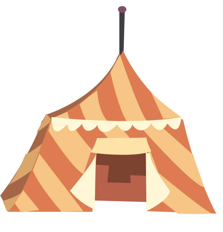 Mlp by ebojf on. Clipart tent comic