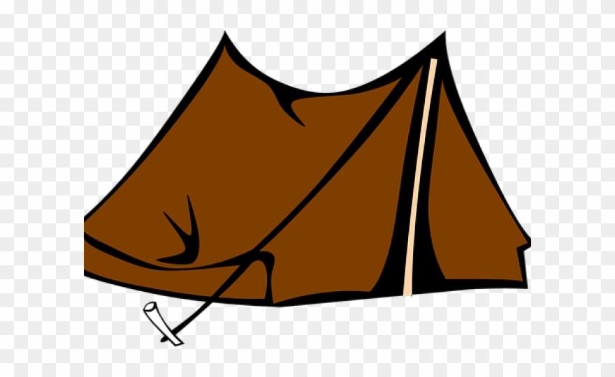 clipart tent comic