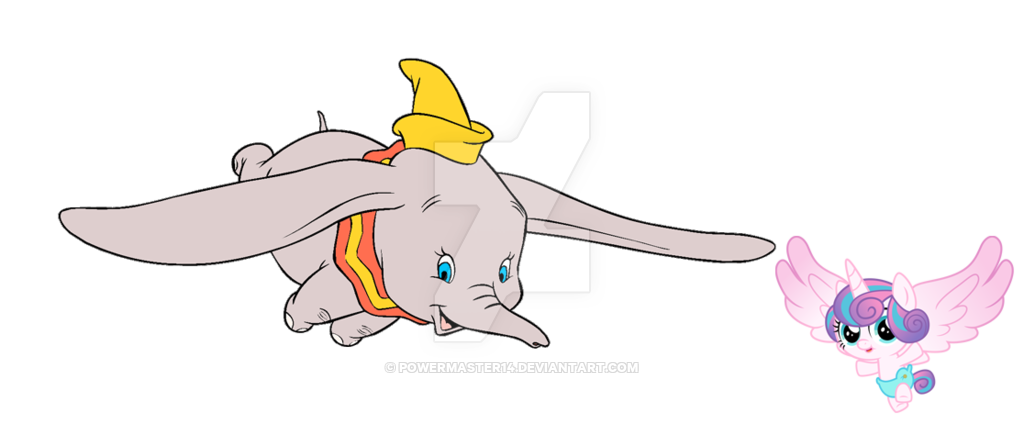 And flurry heart by. Clipart tent dumbo