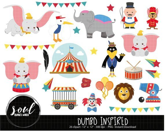 Clipart tent dumbo. Cod disney inspired cliparts