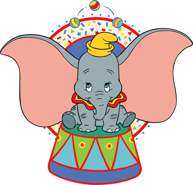 Free circus download clip. Clipart tent dumbo