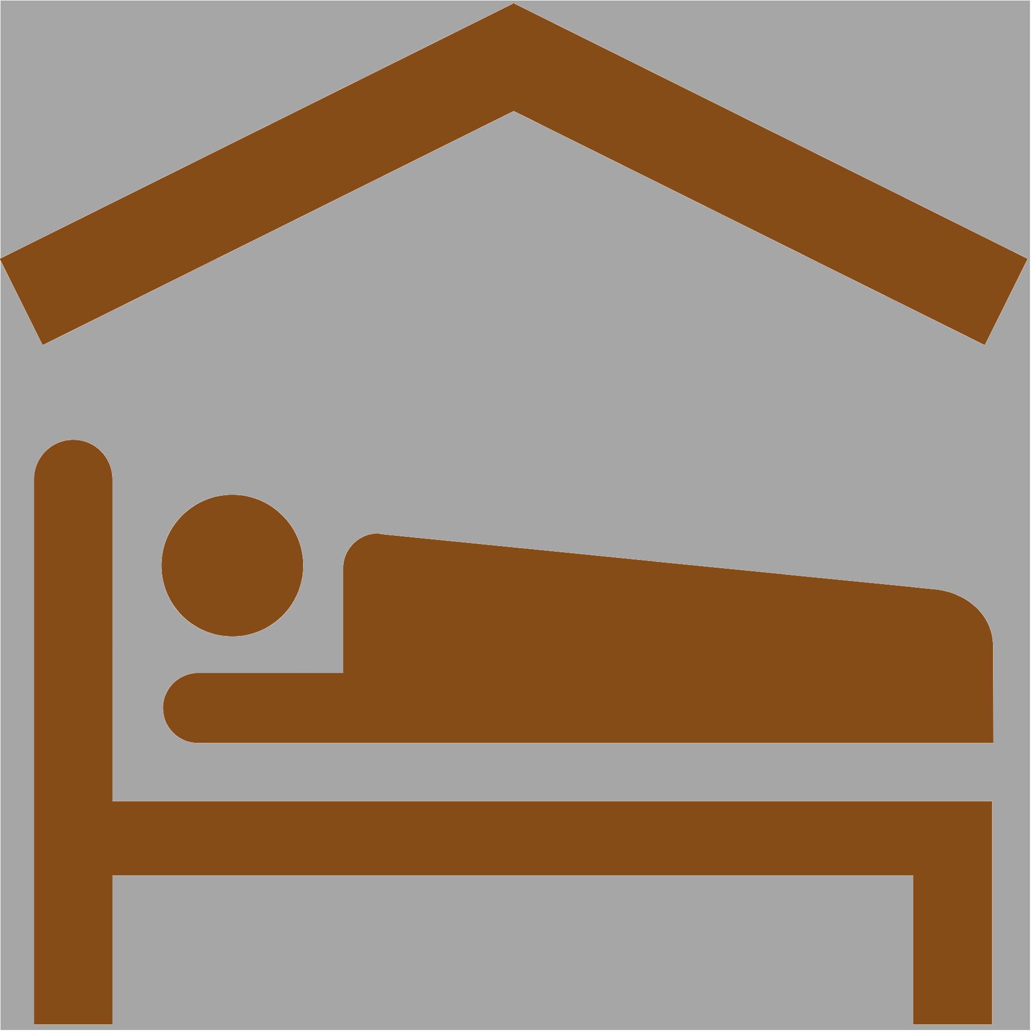 Program listing accommodation an. Hiker clipart bushwalk