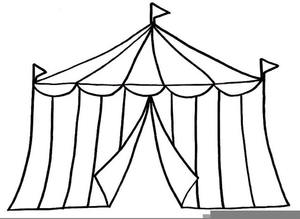Clipart tent fair. Free images at clker