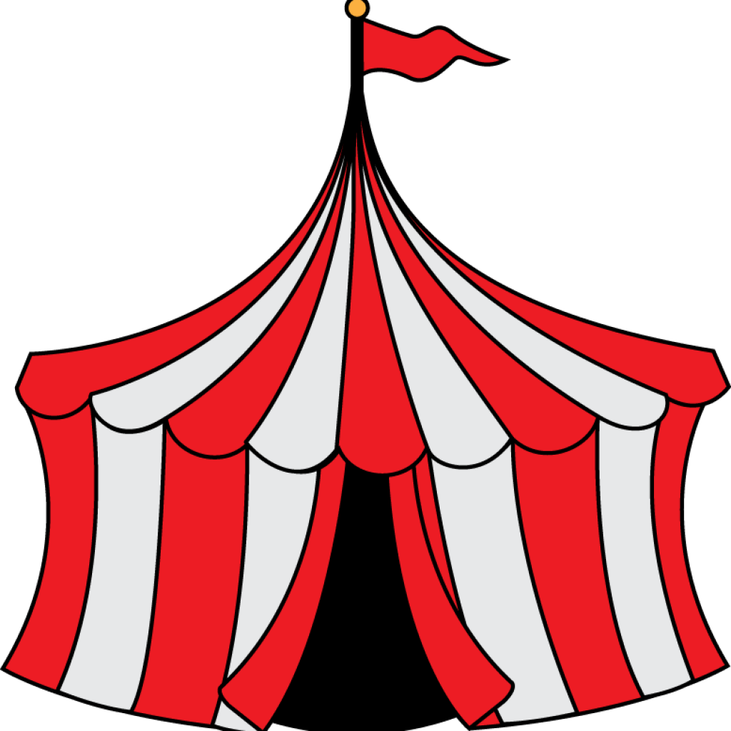 Games clipart carnival. Free vector labs tent