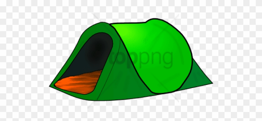 Free png camping image. Clipart tent green tent