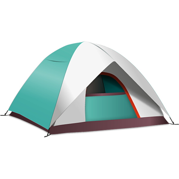 Clipart tent green tent. Camping free images at