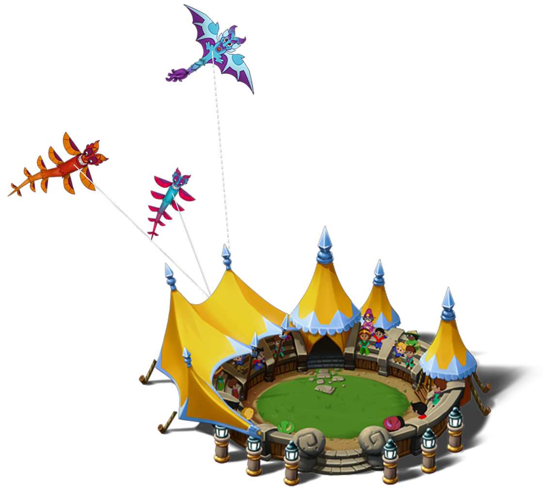 Clipart tent market tent. Challenge dragonvale wiki fandom