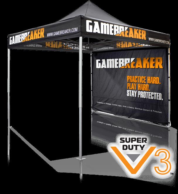 Custom trade show canopy. Clipart tent market tent