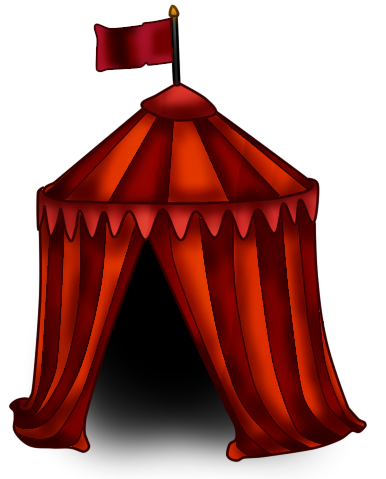 Animated by trixiemegatoon on. Clipart tent medieval tent