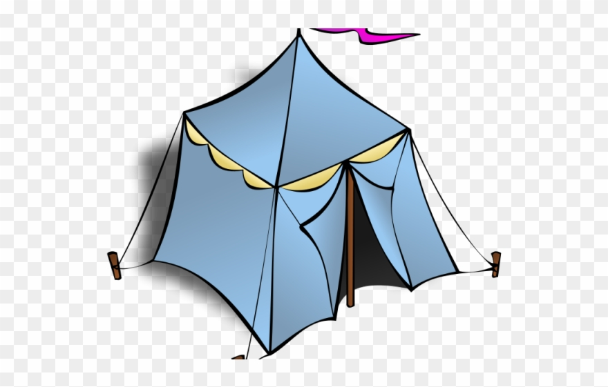 Clipart tent medieval tent. Bell camp png