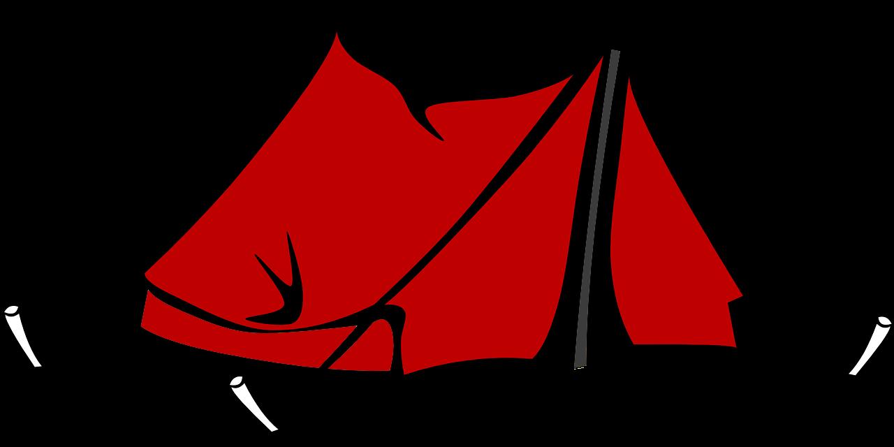 Marymar info. Clipart tent outdoor ed