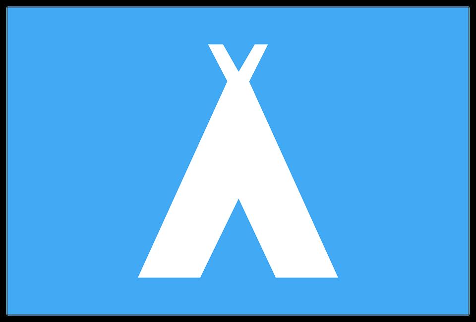 Tent pixel