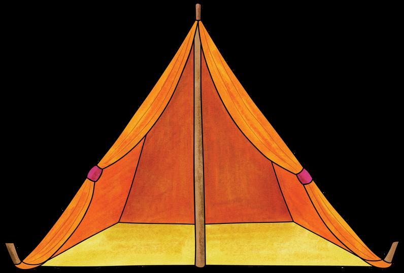 Clipart tent survival skill. Third grade guide