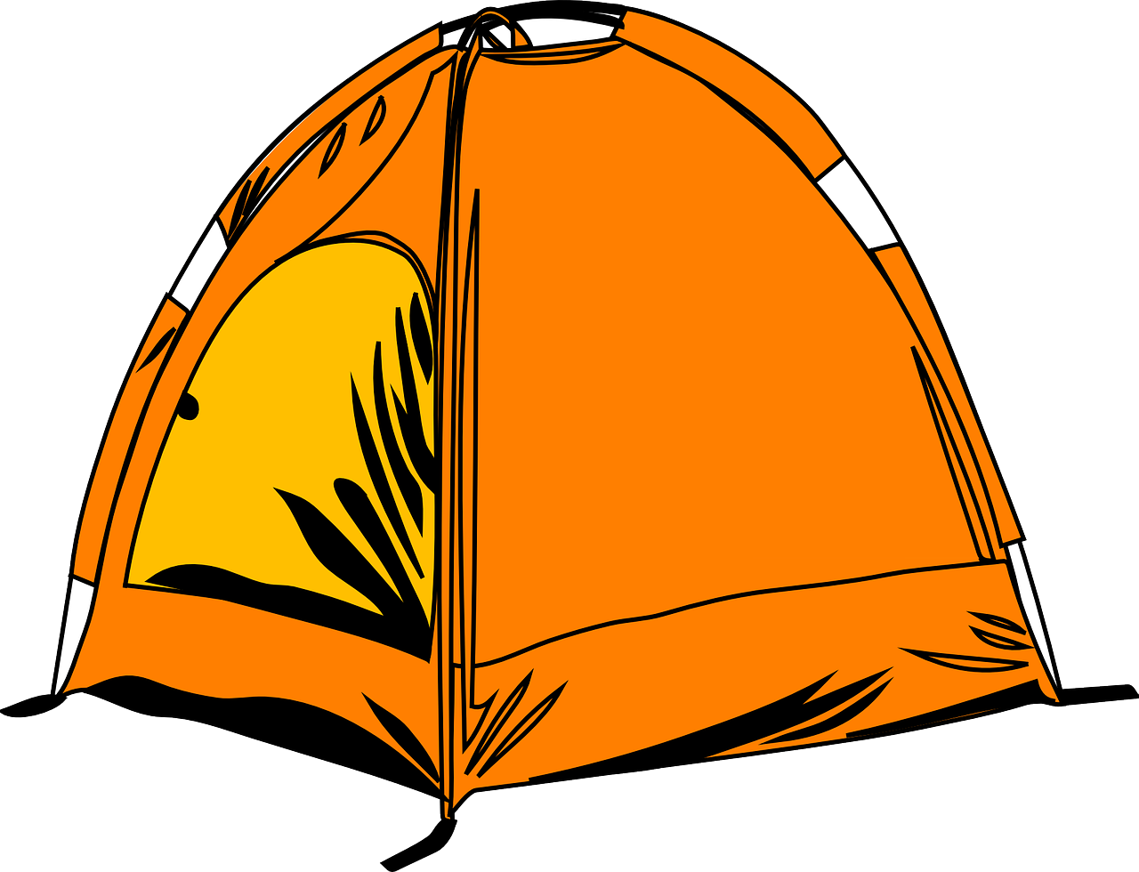 Rambles rants and writings. Clipart tent survival skill