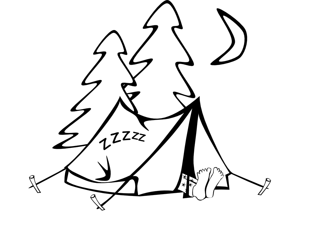 Clipartist net clip art. Clipart tent svg