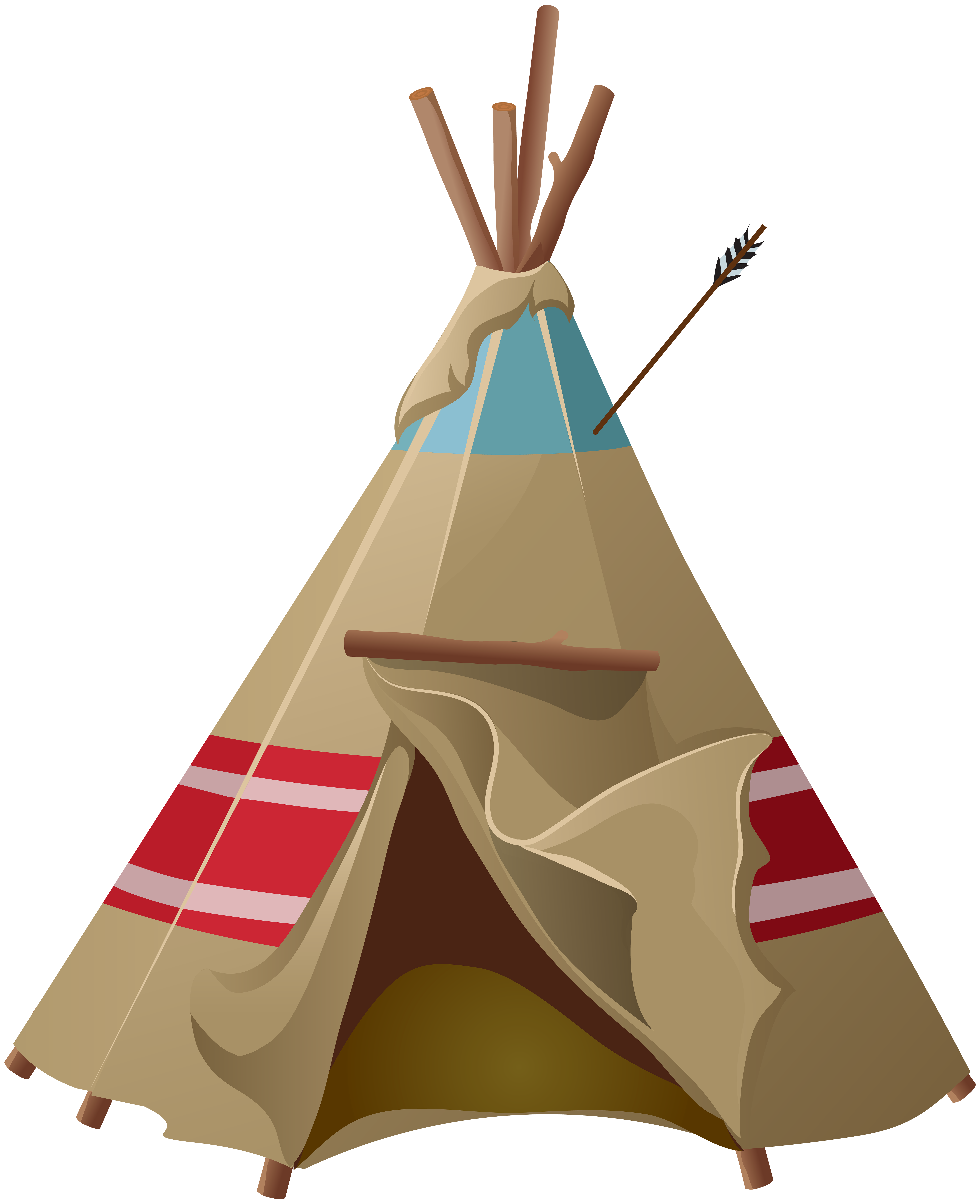 Clipart tent tee pee.  collection of teepee