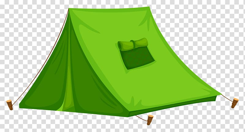 Camping green transparent . Clipart tent tent house