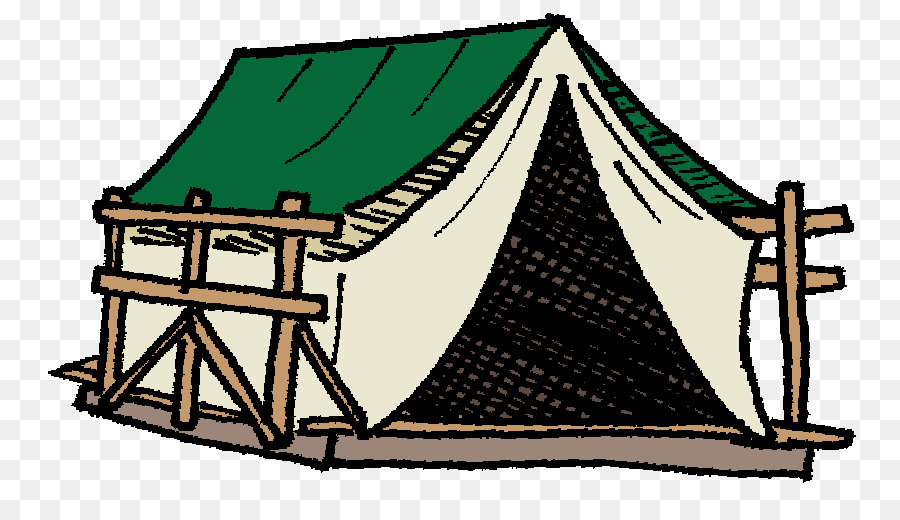 Clipart tent tent house. Camping cartoon transparent