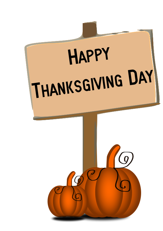 Thanksgiving free day graphics. Words clipart life