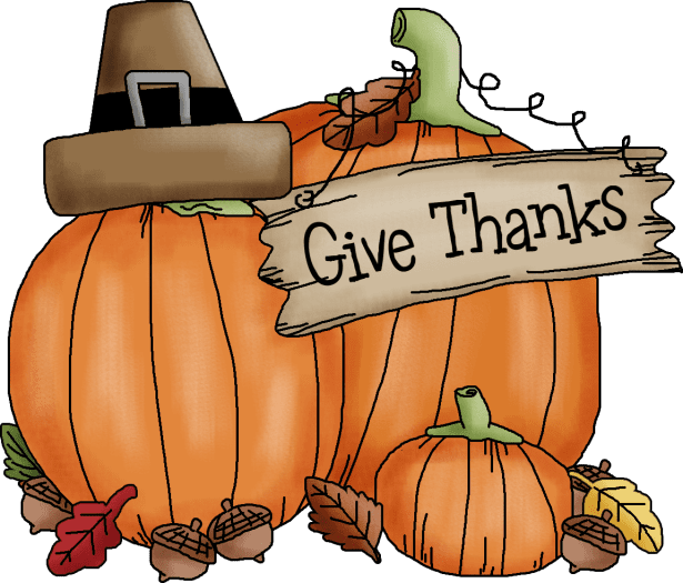 Happy clip art free. Corner clipart thanksgiving