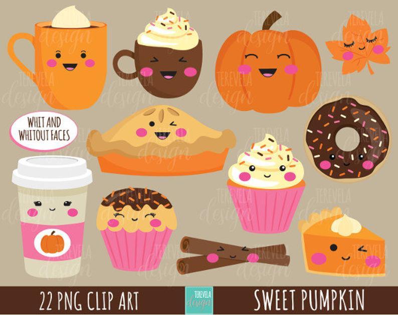 Clipart thanksgiving bake sale.  fall autumn sweet