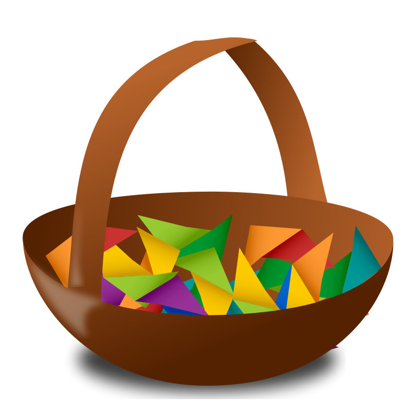 Raffle free centroacademico png. Gifts clipart prize basket