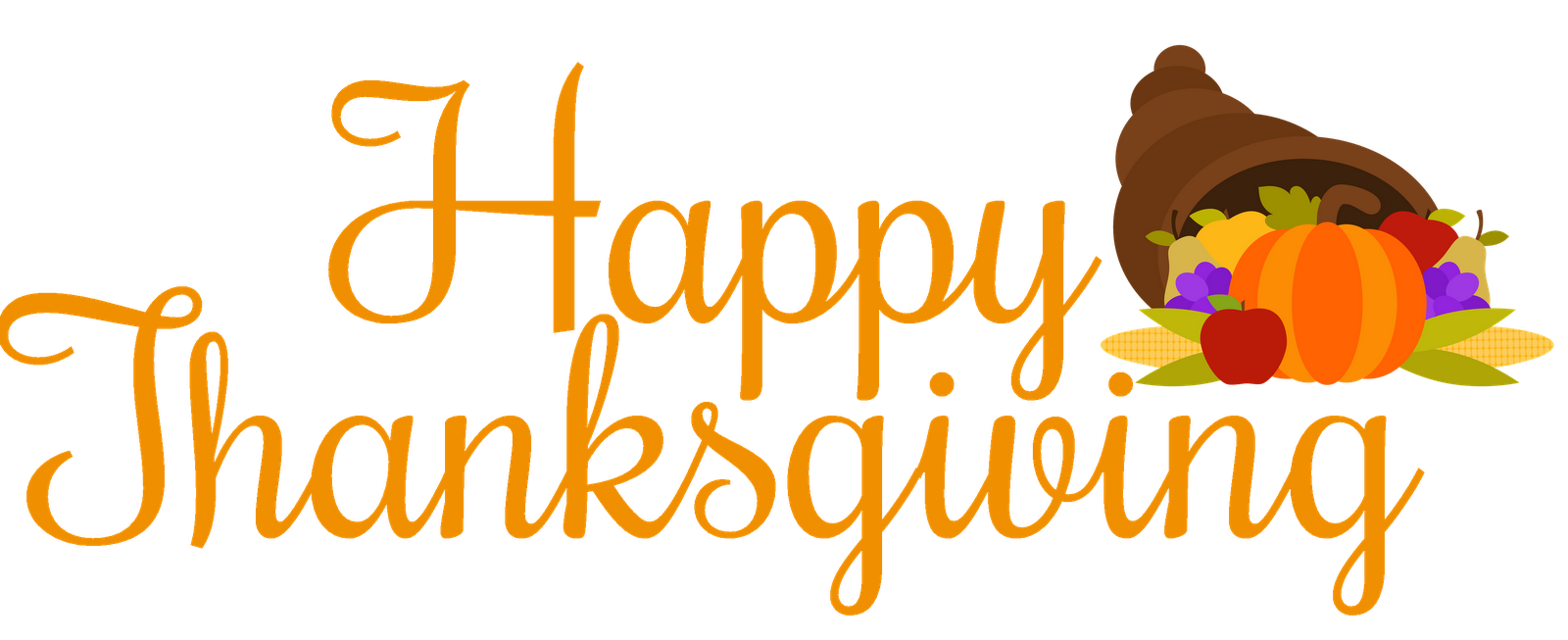 Happy rotary club of. Clipart thanksgiving boarder