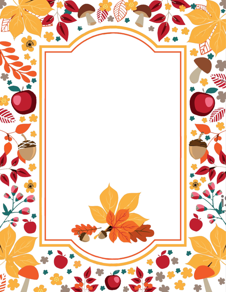 Free flowers peoplepng com. Thanksgiving border png