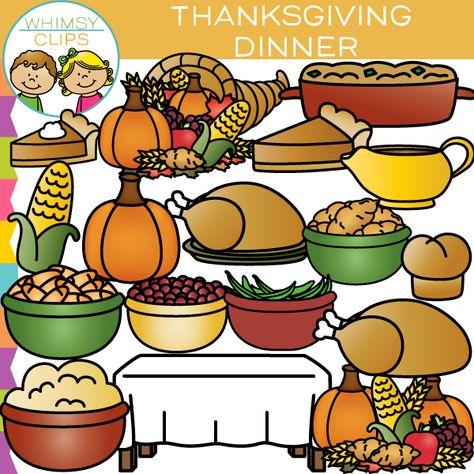 Pinterest . Clipart thanksgiving brunch