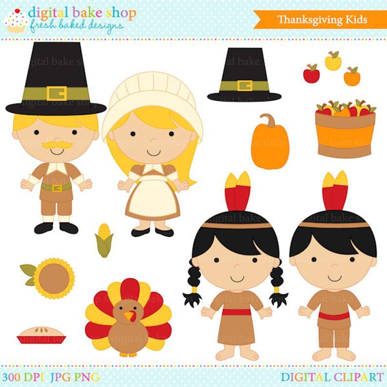 Clipart thanksgiving child. Clip art kids children