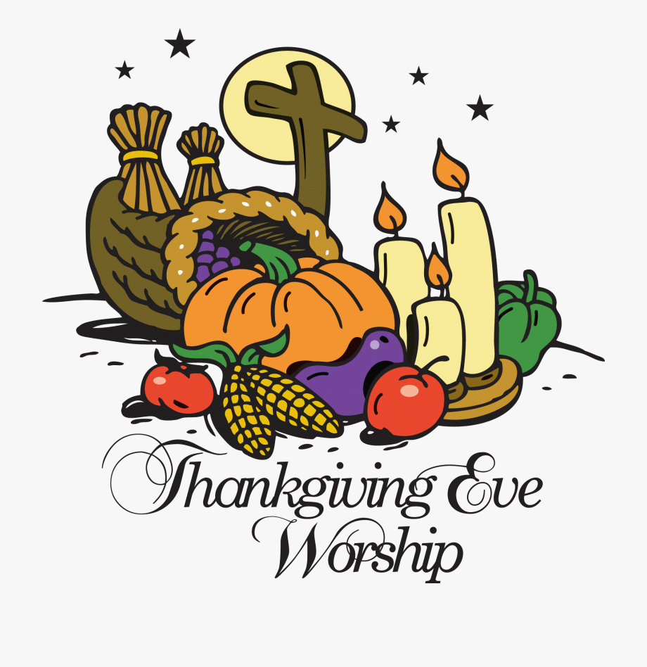 Clipart thanksgiving church. Community service clip art