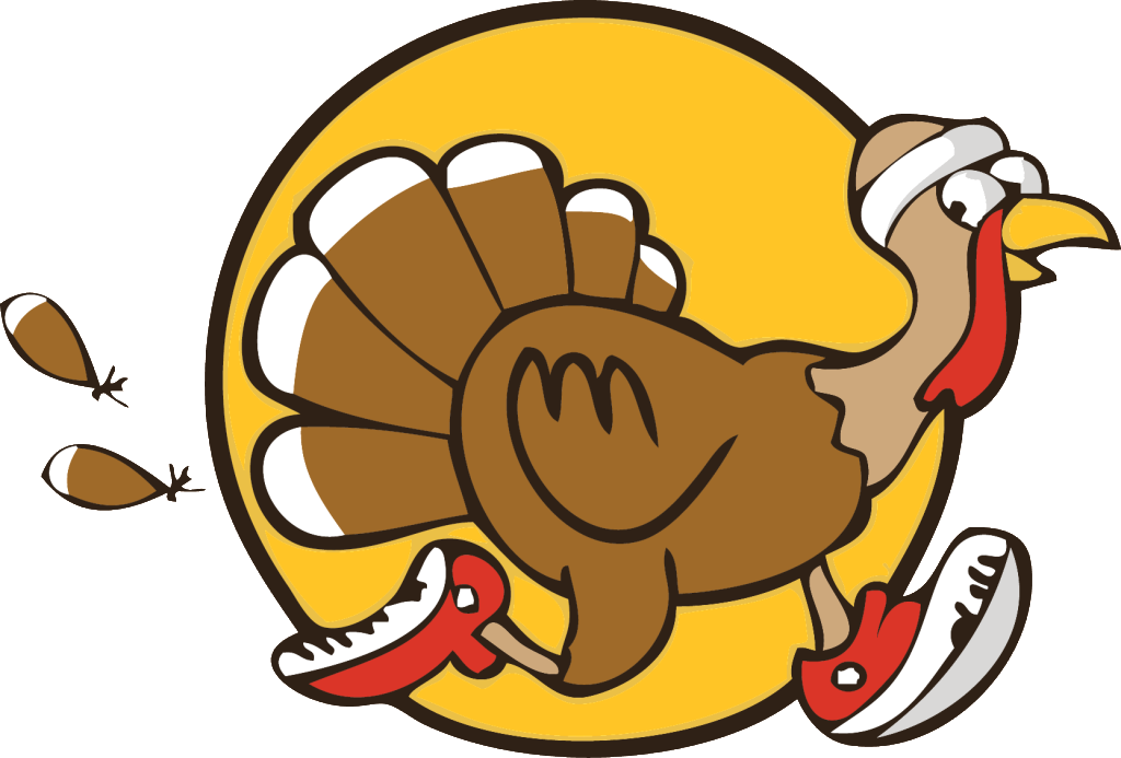 collection of trot. Race clipart turkey