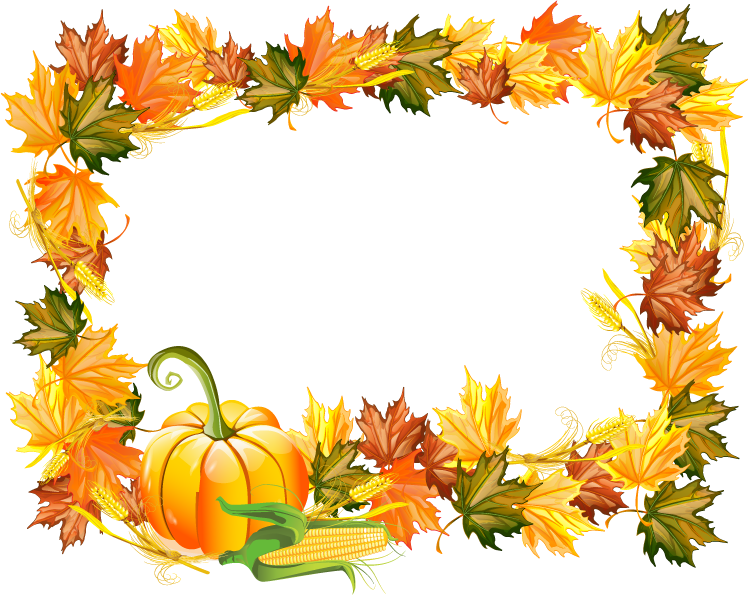 Transparent png pictures free. Floral clipart thanksgiving
