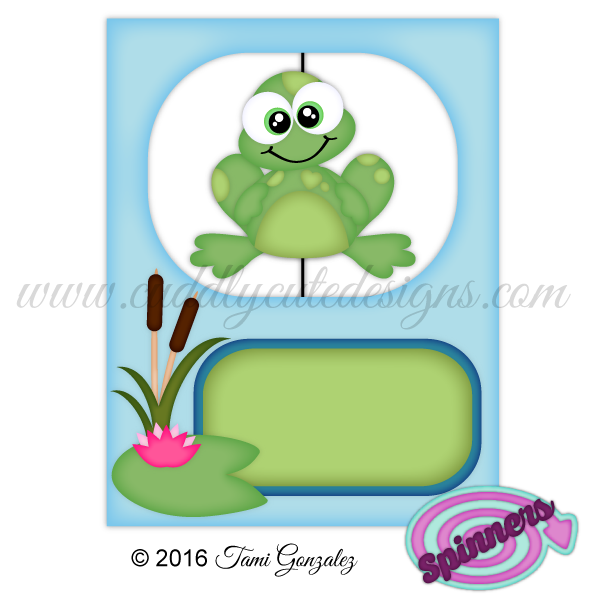 Clipart thanksgiving frog. Spinner cards card