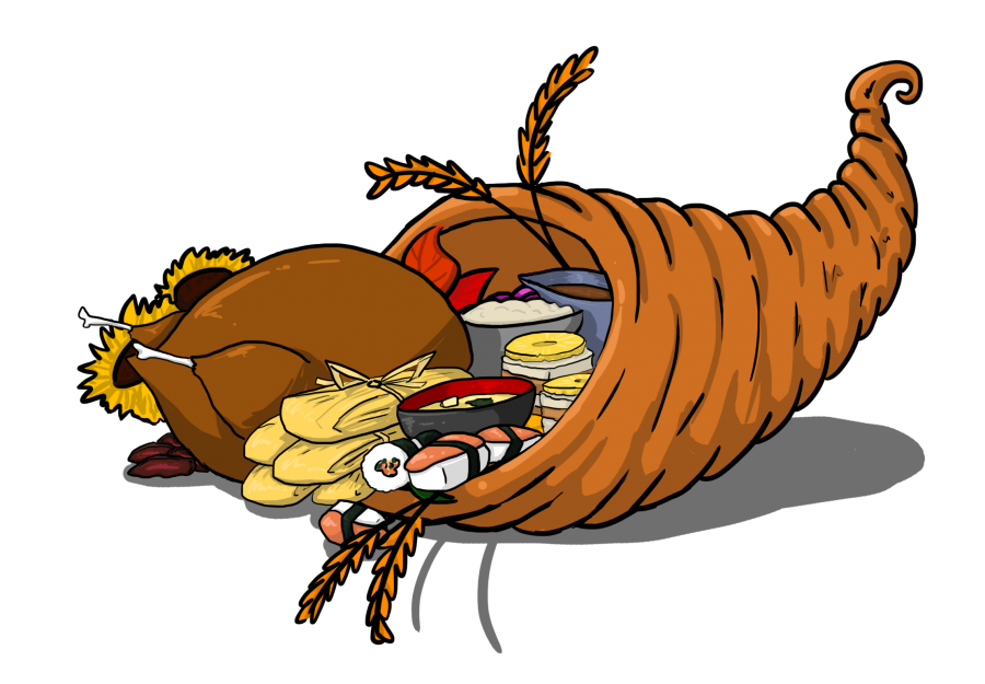 Cultural cornucopia cleveland journal. Ham clipart thanksgiving