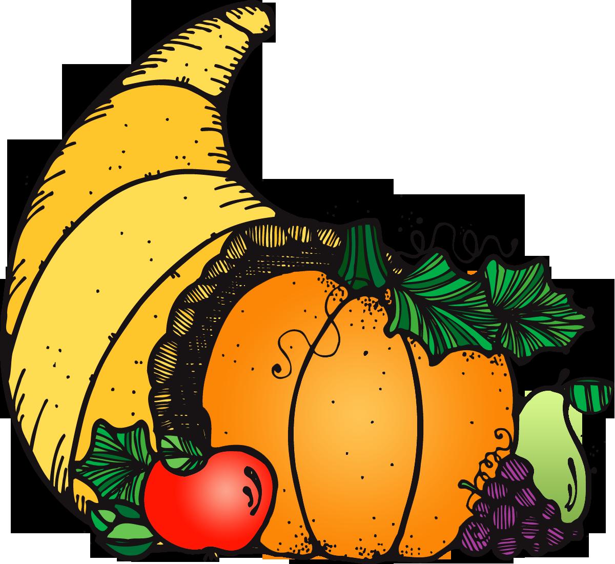 Sal n de se. Clipart thanksgiving gourd