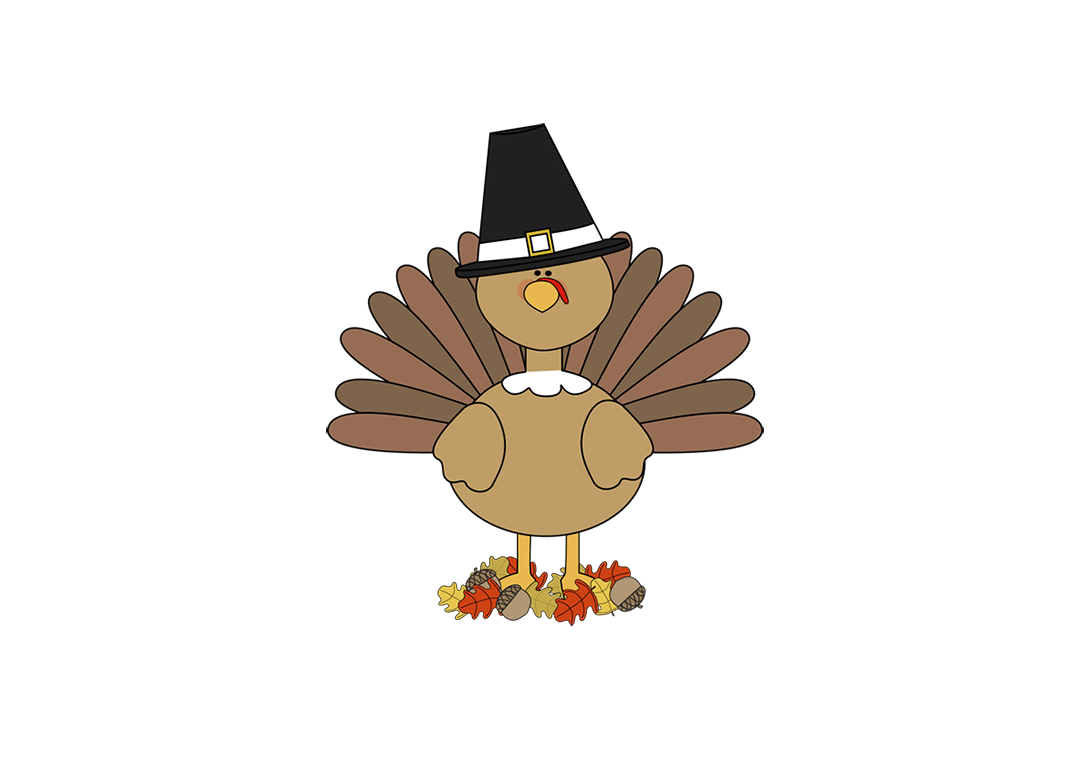 Holiday clipart thanksgiving. Schools are closed for